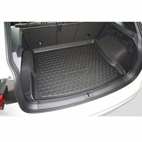 Boot Liner Vw Tiguan 2016 Tailored Cool Liner Carbox