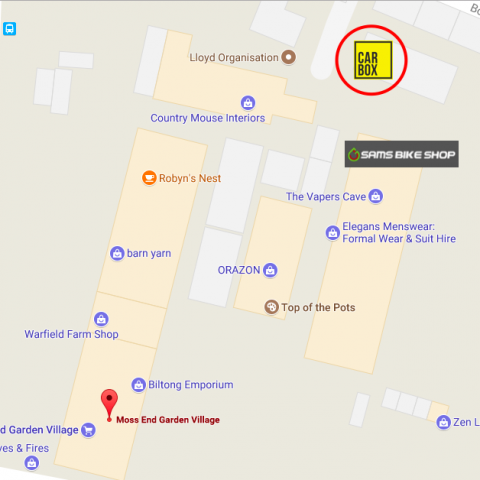 carbox store location