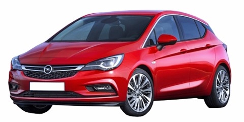 Vauxhall Astra - Carbox