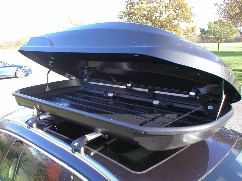 Adamantis 460 Roof Box