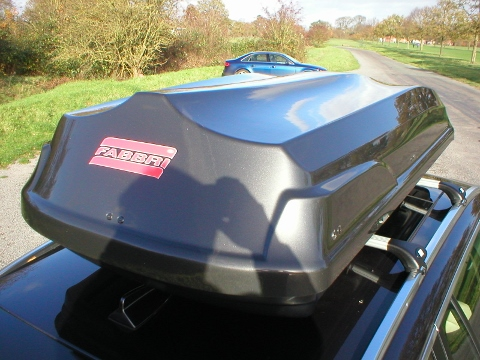 Fabbri Adamantis Roof Box