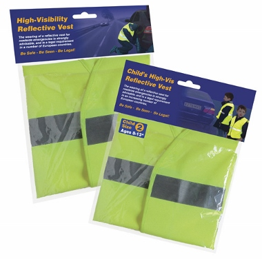High Visibilty Reflective Vest