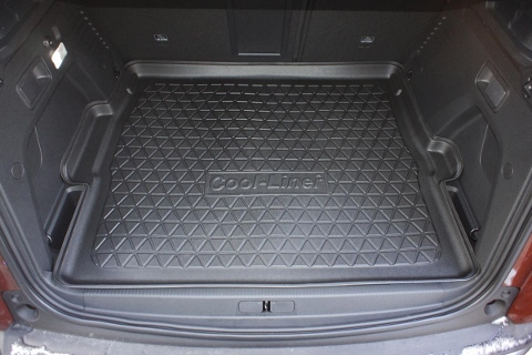 Boot Liner Peugeot 3008 2017 Tailored Cool Liner Carbox