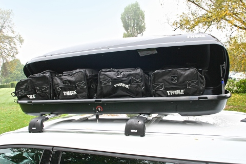 Thule Ocean 600 Roof Box