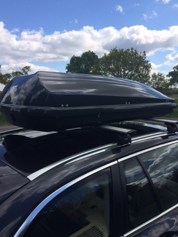 Summit 430 Medium Roof Box