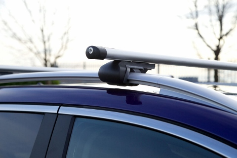 Summit Universal Aluminum Roof Bars