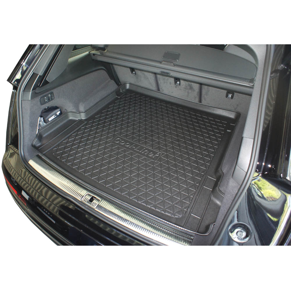 Boot Liner Citroen Grand Picasso 2013 (3rd Row Seats