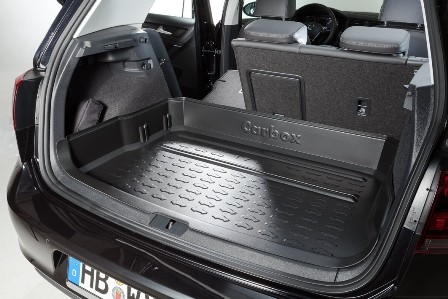 Car Boot Liner Bmw X3 F25 2011 Tailored Boot Mat Carbox