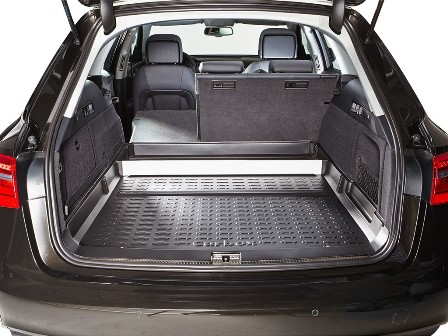 Carbox Boot Liner Audi A6 Avant 2011 Carbox