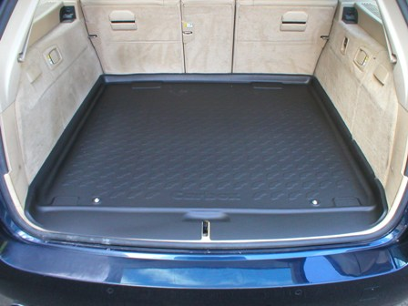 Carbox Boot Liner Skoda Superb Estate