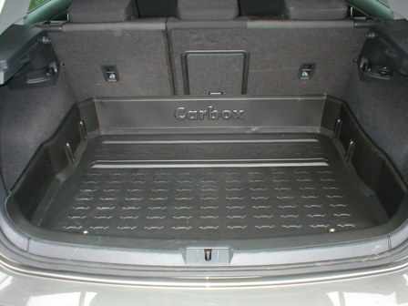 Carbox Formmat Boot Liner Vw Golf Mk 7 2013 Carbox