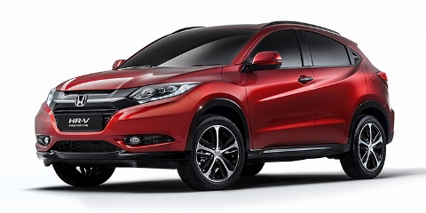 Honda HR-V - Carbox