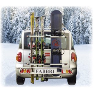 Fabbri Exclusive Ski & Snowboard Carrier