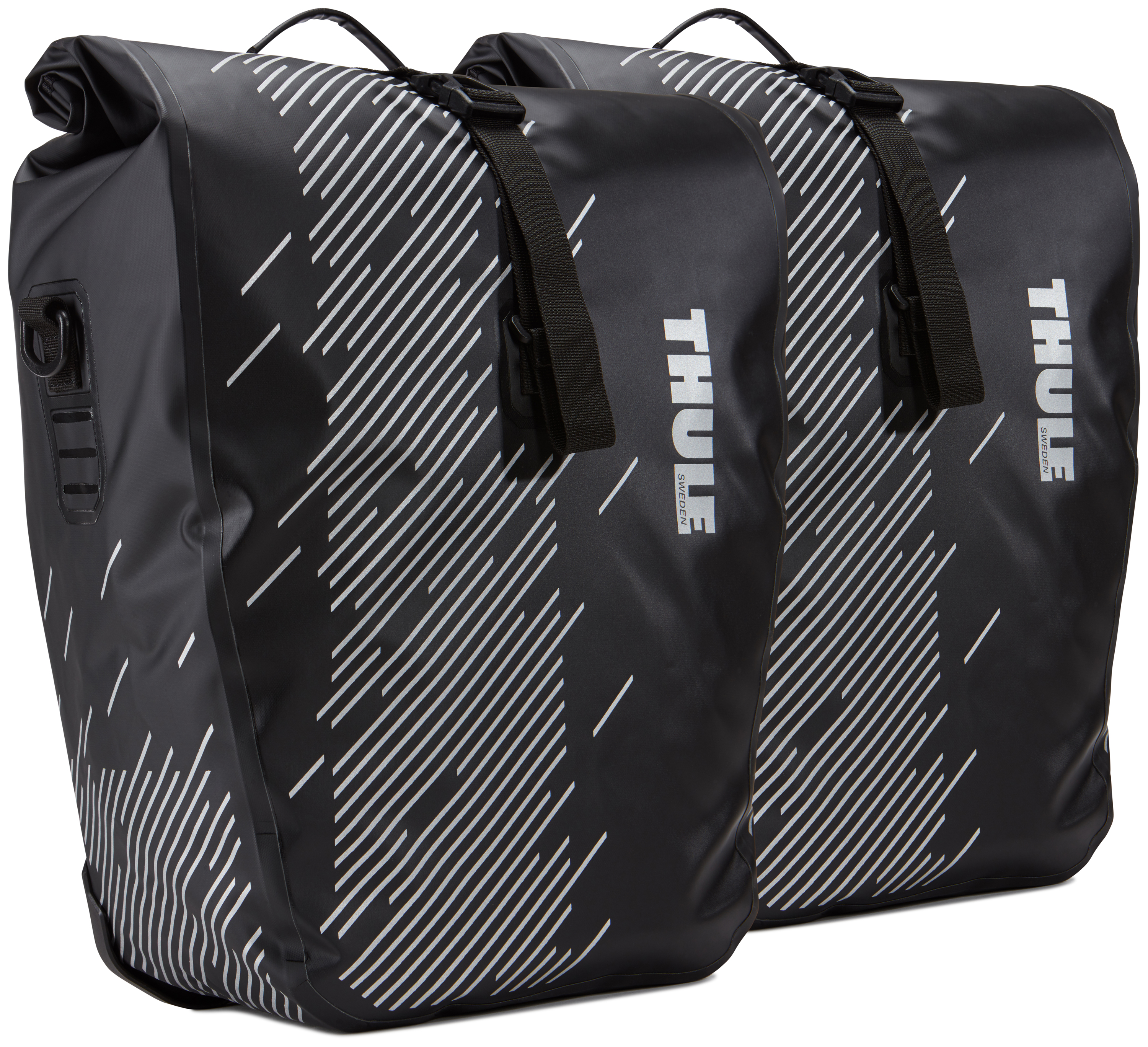 Thule Pack N Pedal Shield Bike Pannier Large Pr Carbox
