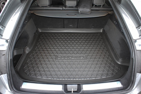 Premium Tailored Boot Liner Mercedes Glc Coupe Suv Carbox