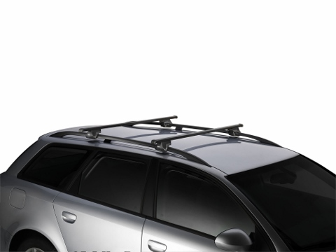 Thule Traditional Square Roof Bar