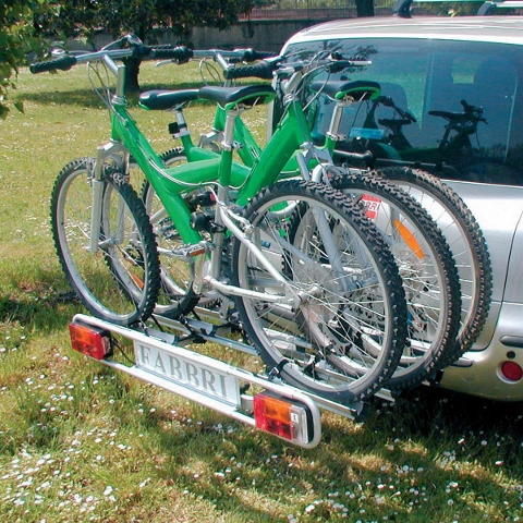 Fabbri Bike Exclusive Tow Bar Mounting Bike Carrier