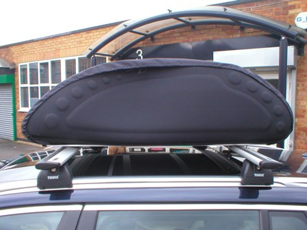 Summit Foldable Roof Box