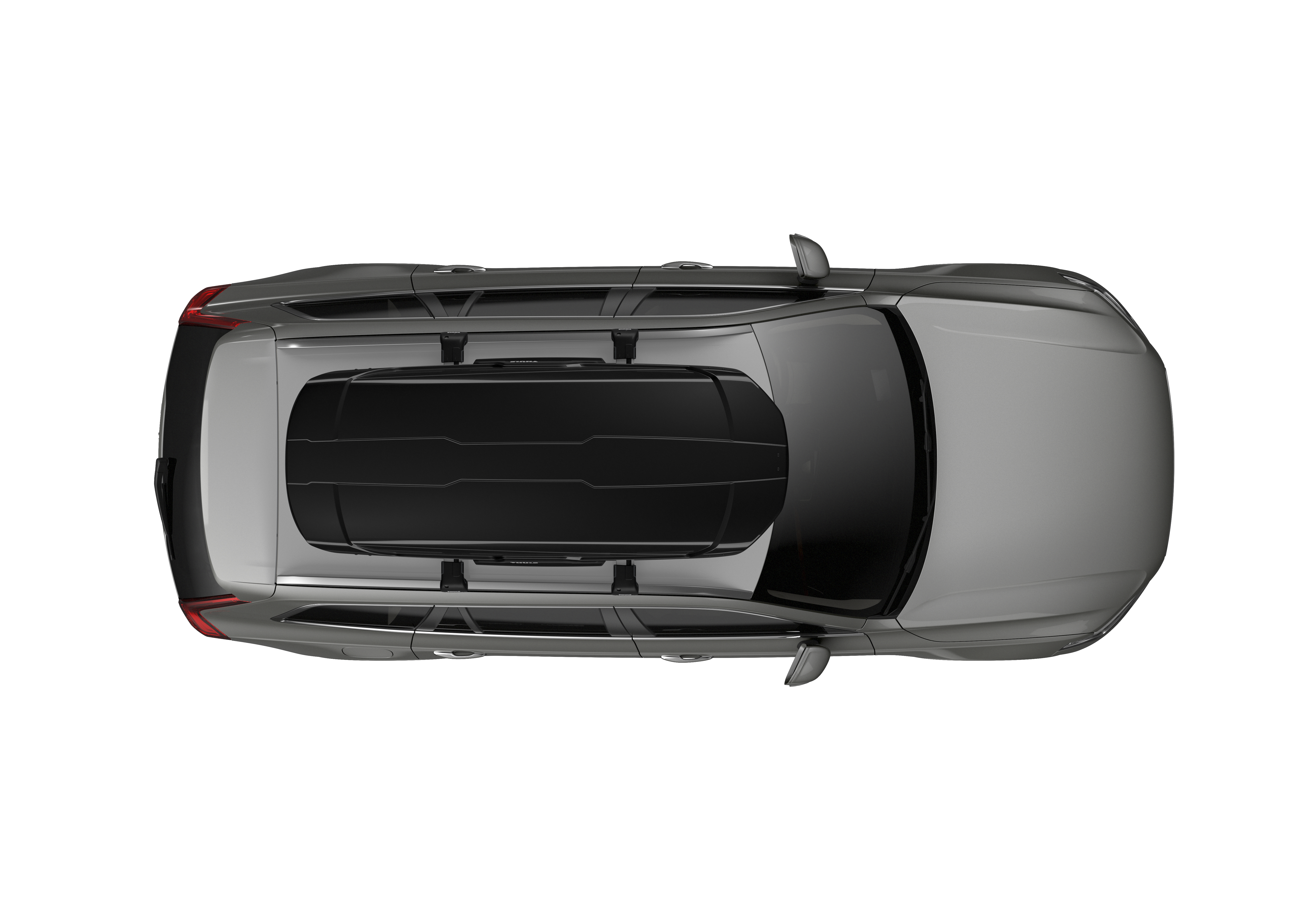 Thule motion xt large roof box 450 ltr carbox for Mercedes benz roof box 450 dimensions