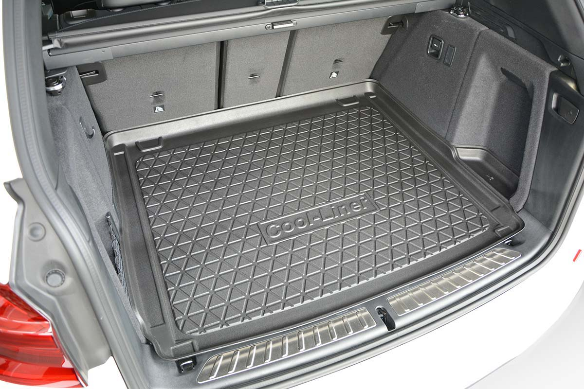 Premium Tailored Boot Liner Bmw X3 G01 11 2017 Carbox