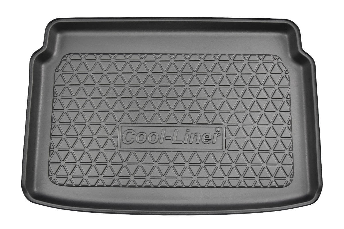 Boot Liner Tailored Ford Ecosport bottom level 2012+