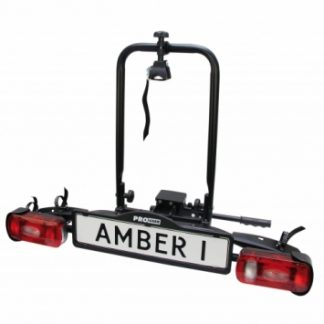 Pro-User Amber 1 Single Bike TowBar Carrier